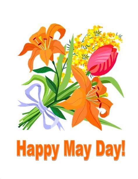 happy may day cards www pixshark com images galleries may day flowers clip art www imgkid com the image kid