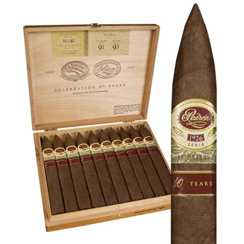 Padron Handmade - padron 40th anniversary cigars holt s cigar co