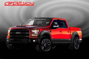 Ford F 150 Pictures Seven Modified 2016 Ford F 150 Coming To Sema