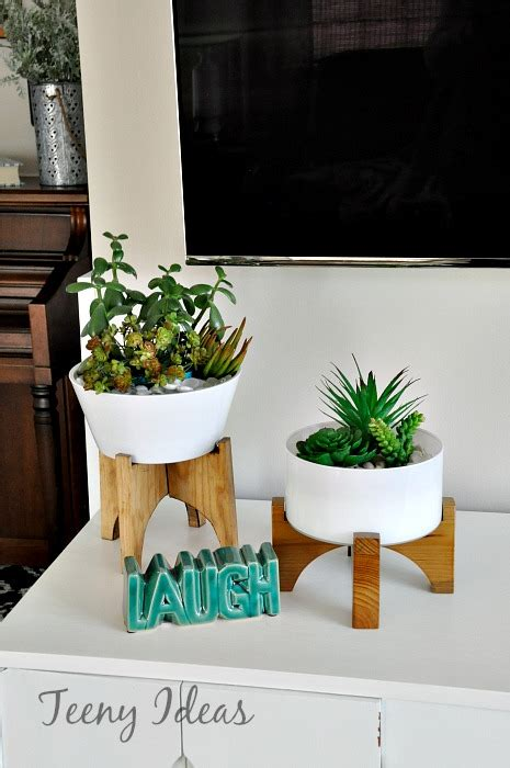 Home Goods Planters by Homegoods What I Saw What I Got And Where I Put It Teeny Ideas