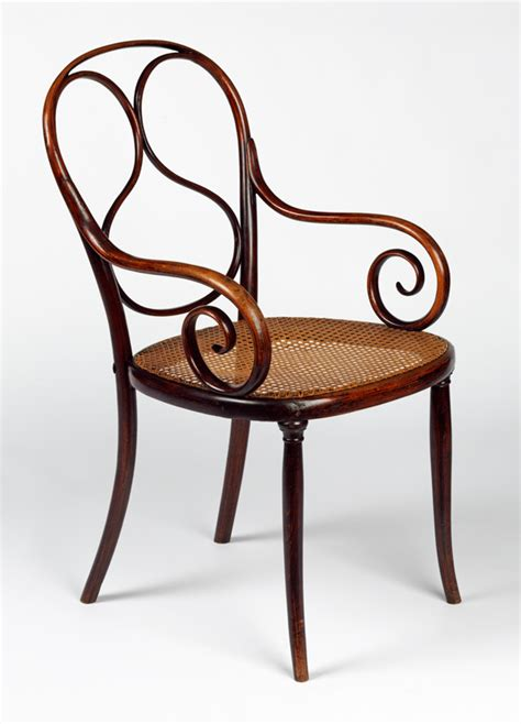 thonet armchair thonet and sons victoria and albert museum