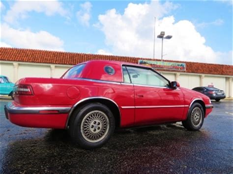 Chrysler Maserati by 1989 Chrysler Tc By Maserati For Sale Classiccars