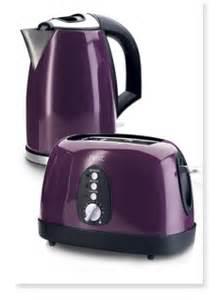 Argos Kettle And Toaster Set Purple Haze Gorgeous Plum Kitchen Electrical Appliances