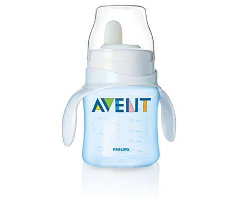 Philips Avent Soft Grip For 12m 260ml baby bottle to trainer cup scf626 01 philips