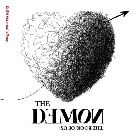 mini album day  book    demon