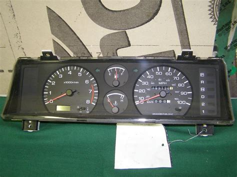 car maintenance manuals 1993 nissan pathfinder instrument cluster sell 1993 nissan pickup 1993 nissan pathfinder speedometer cluster 193k w tach motorcycle in