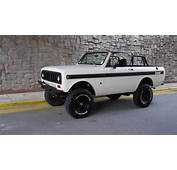 1979 International Harvester Scout II For Sale  YouTube