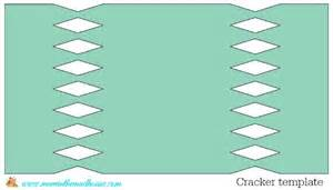 template for cracker make your own crackers in the madhouse