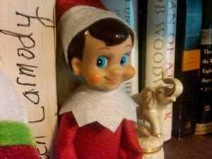 On The Shelf Is Creepy by Molding Minds Homeschool Learning December