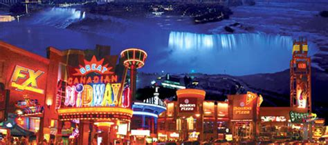 niagara falls entertainment deals quality inn clifton hill offers a great value to niagara