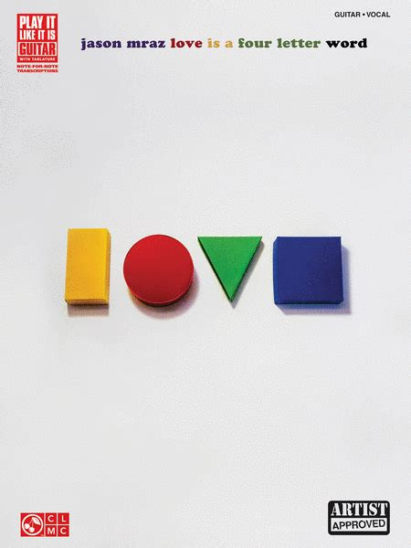 is a four letter word album cover jason mraz is a four letter word cover report892