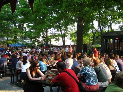 Bohemian Garden Astoria by New York City Gardens 7 Spots To Celebrate Summer