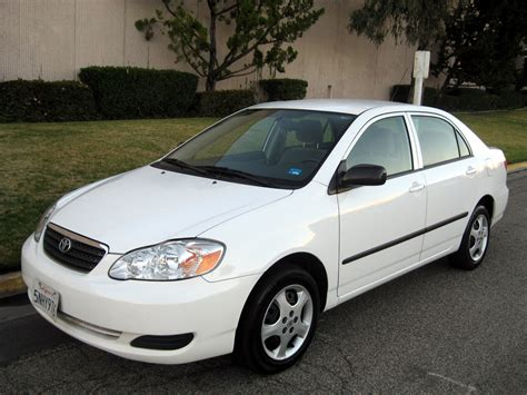 what is a 2005 toyota corolla worth 2005 toyota corolla ce sold 2006 toyota corolla ce