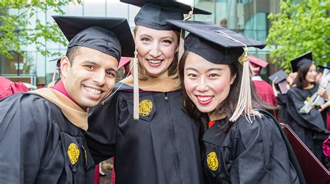 Loyola Commencement Mba 2017 by Archive Quinlan Celebrates Commencement On May 11