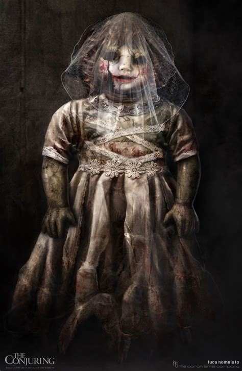 the annabelle doll trailer 3 the conjuring annabelle doll bloody disgusting