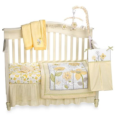 Bright Crib Bedding Sets Nojo 174 Bright Blossoms Crib Bedding Collection Buybuy Baby