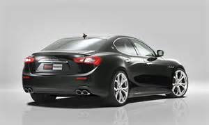 Maserati Ghibli Tuning New Maserati Ghibli Power Tuned By Novitec