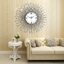Wall Clocks For The Living Room Decorative Wall Clocks For Living Room