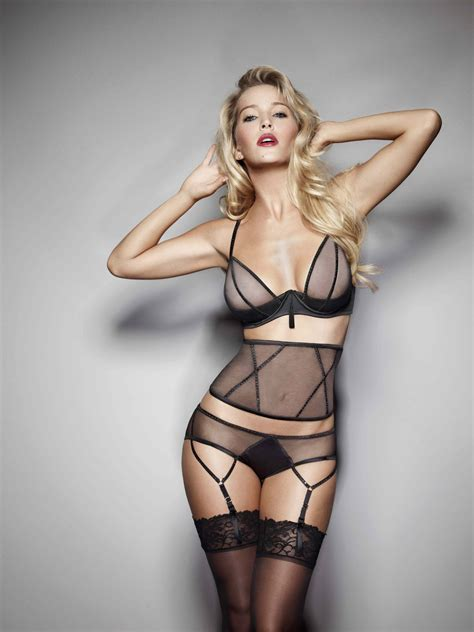 Harding Models New Ultimo Collection by Hermosa Lulu Ultimo Quot Black Label Quot September 2012