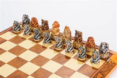 fat five and friends chess set 187 kumbula shop
