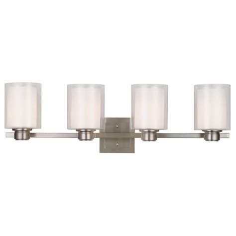 design house bathroom vanity design house oslo 4 light bath vanity light reviews wayfair