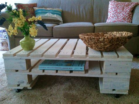 Wooden Pallet Coffee Tables 21 Ways Of Turning Pallets Into Unique Pieces Of Furniture