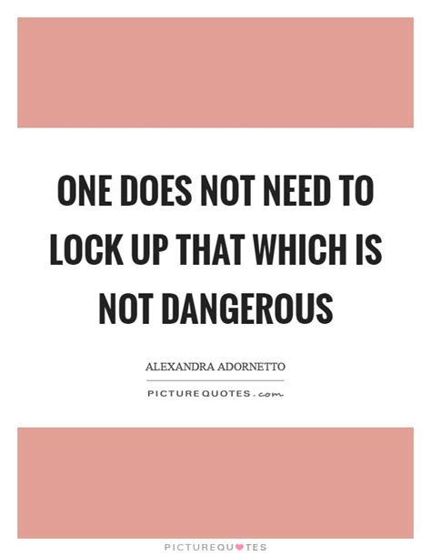 Need To Lock It Up by Lock Quotes Lock Sayings Lock Picture Quotes