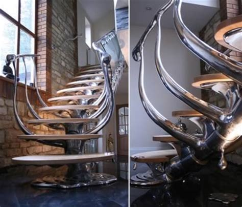 unusual banisters banisters 12 most creative banisters stair railings