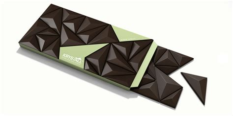 Scandinavian Inspired Furniture krystall chocolate bar by riccardo carletinspirationist