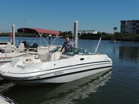chris craft boats ontario chris craft 262 sundeck 2001 used boat for sale in lake