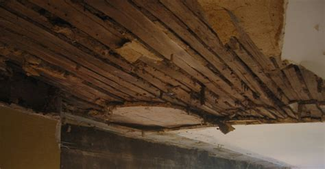 Fixing A Plaster Ceiling by Drywall Repair Drywall Repair Uneven Joints