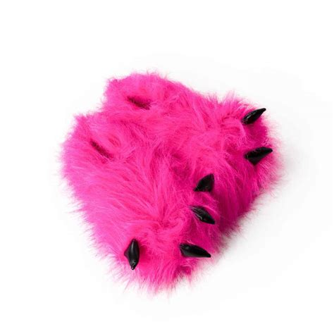 slippers with claws paws slippers for adults and at funslippers