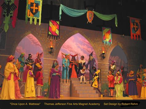 Once Upon A Mattress by Robertrehm Once Upon A Mattress