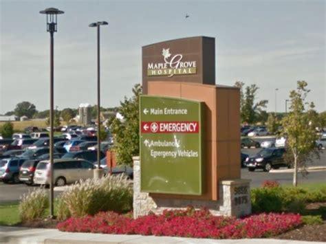 maple grove emergency room maple grove hospital ranked 12 in minnesota in the grove