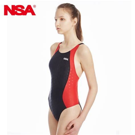 girls swimsuits aliexpress com buy nsa competitive swimming kids