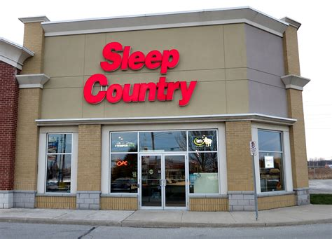Duvets Toronto Sleep Country Expands In Richmond Hill York Region York