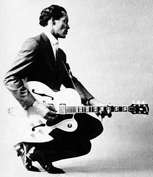 Charles Keith 22 El rock roll y chuck berry
