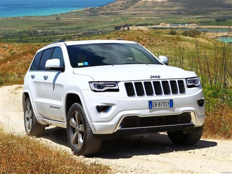 2013 Jeep Grand Overland by Fotos De Jeep Grand Overland Europe 2013