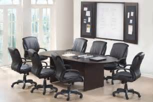 small large used conference room table chairs houston