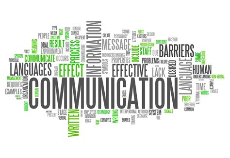 Mba Healthcare Communication Strategy Course Syllabus by Get Chatty How Better Communication Makes A Safer Workplace