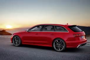 all new audi rs6 gets turbo v8 with 560 hp
