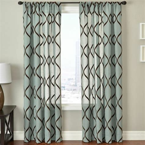 curtains in jcpenney jcpenney mystic rod pocket curtain panel jcpenney