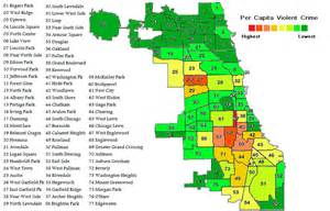 Chicago Safety Map by Is The Crime Rate In Chicago Exaggerated Victoria 2015