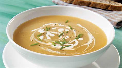potage parmentier recettes iga soupe l 233 gumes recette