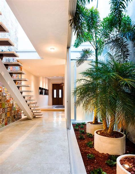 awesome   stairs garden  inspire
