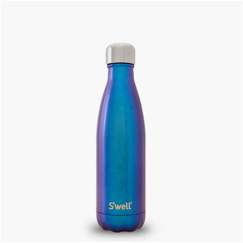 s well s well 174 official s well bottle neptune iridescent