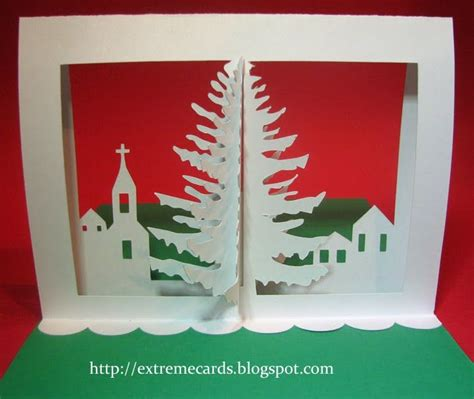 how to make a tree pop up card tree pop up card card ideas
