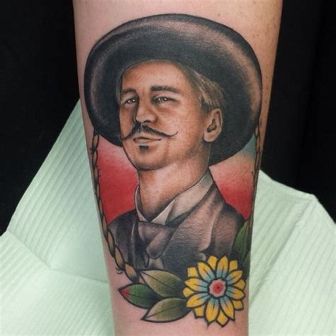 doc holliday tattoo doc tombstone val kilmer