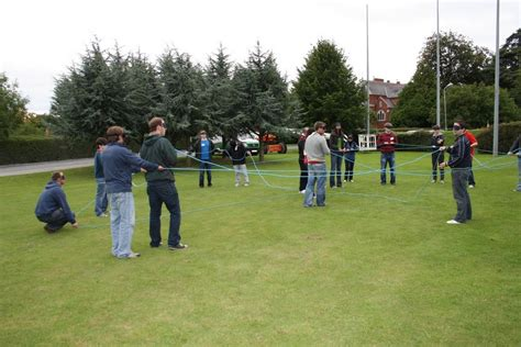 Teamwork Exercise Mba by Aug 30 31 Team Building Mba