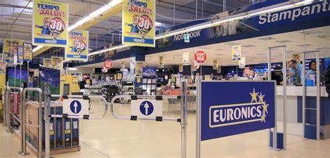 euronics banchette euronics parco commerciale canavese
